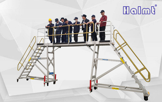 Aerospace Equipment Work Platform