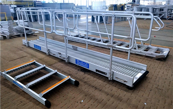 Gangway Ladder and Boarding Ladder