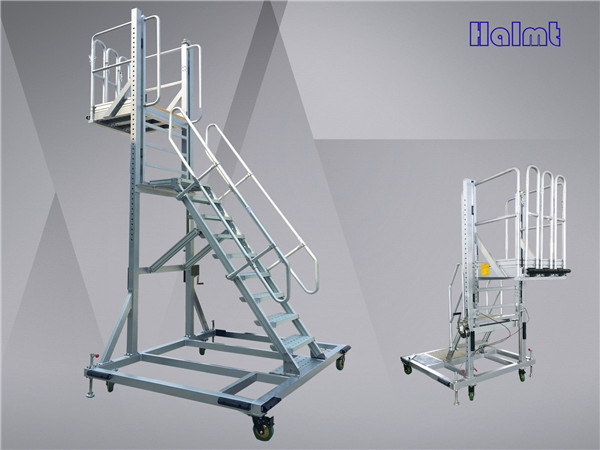 Siemens Height Adjustable Work Platform